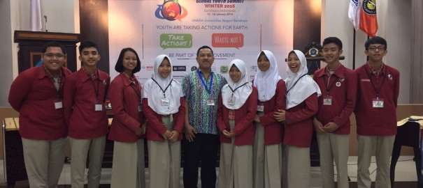 Global Youth Summit 2016, Delegasi Smasa MagetanTampil Percaya Diri Jadi Tuan Rumah