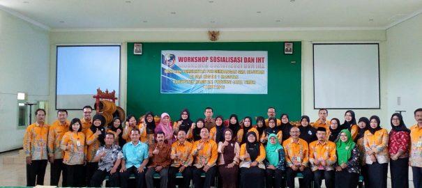 Workshop Program Sekolah Rujukan SMAN 1 Magetan 2016